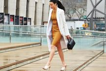What To Wear To Interviews #SuccessisCalling #TFDFS / Dressing for Interviews / by GlamazonsBlog