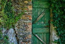 deuren en poortjes