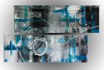 tableau abstrait 001