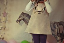 Children's clothing / by Sandra Riddle