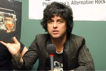 Green day interview photos