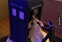 Geeky vintage Wedding / by Faith Black
