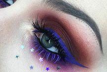 sparkling eyes