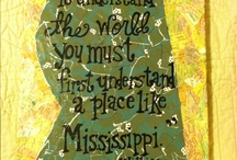My South!!! / by Margie Hillhouse