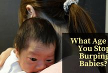 What Age Do You Stop Burping Babies? We Found The Best Answers Right Here.