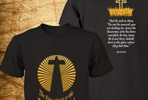 Christian T-Shirts for Easter - He is Risen Shirts / The Resurrection of our Lord is a proof that there is life after death. Wear this shirt and be reminded of the sacrifice our Lord Jesus made when He was crucified!  Reserve one now!  Click here to purchase >>> http://discipletee.com/store ** Tag, and Share With Your Friends! **
