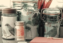 Organization Prettiness / by Lindsay Beacham