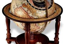 Antiq globus
