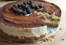 taarten, toetjes en andere zoetjes