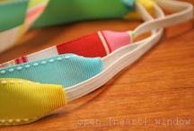 Ribbon crafts