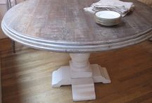 Dining Table Redo Inspiration