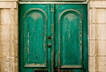 ajtó, kapu