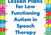 Speech Therapy-Autism