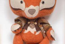 Stuffed Dolls/Stuffed Animals