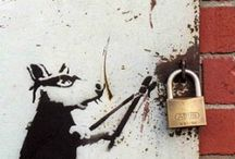 Wall art / What for others is a crime, for some it is an art / by Fabrizio Maccarini
