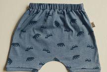 Handmade Baby Harem Pants & Shorts / Find unique handmade baby harem pants and shorts