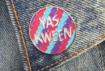 The Found's Enamel Pins / Check out our enamel pins!