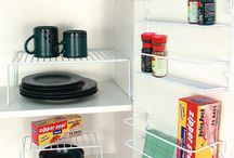 Organize: kitchen / by Meredith Morrow