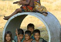 south Asian children