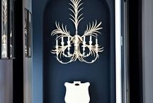 Navy and White / by Kallan Arvidson