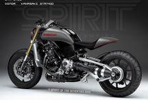 Custom bikes / Concepts