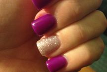 Nails / by Mary Walker-Hargrove