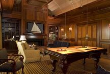 Game Rooms / by Mackenzie & Co. Interiors