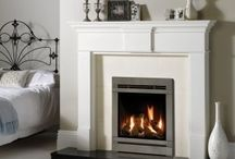 Gazco Fires / Designed to fit a variety of fireplace openings, our built-in gas fires are available in a diverse range of styles and sizes. From the breathtaking collection of Studio gas fires to the hearth-mounted Inset gas fires, creating a snug area in your home has never been so rewarding!