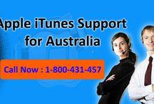 Contact 1-800-431-457 Apple iTunes Sync Error Support Australia