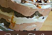 Desserts / by Ashley Hester