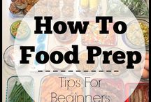 Food Prep Hints & Recipes / Plan on healthy eating and you will succeed! If half the meal is prepped, you will be less likely to detour through the drive-thru for fast (and energy dense) food. Find tricks and recipes for optimal weekend food prep. Gain confidence in healthy food preparation and be sure that your family is well fed.