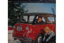 *L'Automobile (années 60) / L'un de ces magazines vous intéresse ? Pour en savoir plus, cliquez dessus. Deux fois.