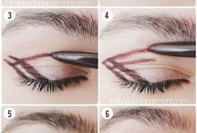 Beauty tips / Eye make up