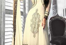 Latest Salwar Kameez / Latest Salwar Kameez with Embroidery