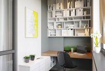 Työhuone/tila
