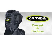 Ankle Braces / Ultra Ankle® is dedicated to providing the most evolved and high-quality ankle bracing technology to athletes and patients. For more questions on ankle bracing and which brace would be best for you, visit us online and contact one of our certified athletic trainers at ultraankle.com