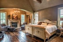 master bedroom / by Stephanie Mahoney