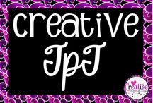 Creative TpT / This is a board hosted by Cara Taylor, from Creative Playground!  If you'd like to pin to this group board, please email me at caraelizabethtaylor@gmail.com