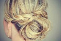 Wedding hair for guest