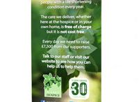 Free Charity Pop-up Banner Offer / RAL Display is delighted to support UK based charities by donating a FREE pop-up banner stand with full colour graphic and carry bag.
