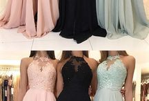 prom dresses 'cause why not?