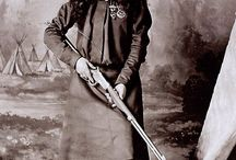 Alis Reeves costumes (c. 1879 alt history) / c. 1879 alternate history gunslinger, inspired by Bass Reeves and either a (fictional) younger sister or niece