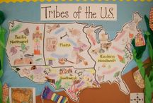 Native Americans / by Amy Goldsby