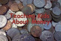 Preschool money theme