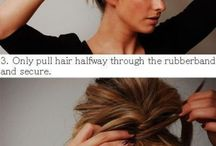 Hairstyles and beauty / Hairstyles and beauty