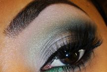 Makeup & Hair / A showcase of fabulous makeup artistry and hairstyles