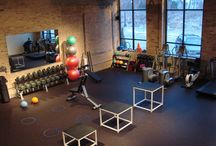 gym studio design