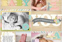 Baby Pics / Creative pics of babies