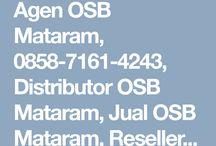 Agen OSB Mataram, Agen OSB Ampenan, 0858-7161-4243 (WA/Call)