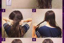 Hair: no heat waves